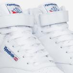Мужские кроссовки Reebok Ex-O-Fit Hi White фото- 4