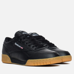 Мужские кроссовки Reebok Ex-O-Fit Plus Low Black/Gum фото- 1
