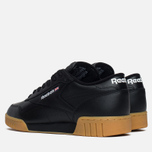 Мужские кроссовки Reebok Ex-O-Fit Plus Low Black/Gum фото- 2