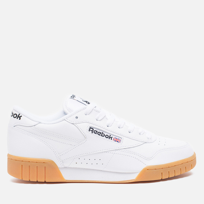 Мужские кроссовки Reebok Ex-O-Fit Plus Low White/Gum