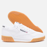 Мужские кроссовки Reebok Ex-O-Fit Plus Low White/Gum фото- 2