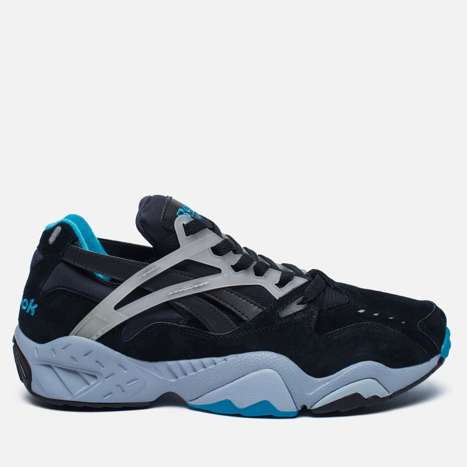 Мужские кроссовки Reebok Graphlite Pro GID Black/Gable Grey/Carribean Teal/White