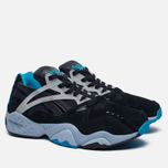 Мужские кроссовки Reebok Graphlite Pro GID Black/Gable Grey/Carribean Teal/White фото- 2
