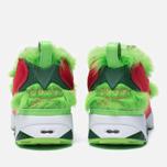 Мужские кроссовки Reebok Instapump Fury CV Grinch Semi Solar Green/Scarlet/Pine Green фото- 3