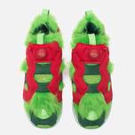 Мужские кроссовки Reebok Instapump Fury CV Grinch Semi Solar Green/Scarlet/Pine Green фото- 4