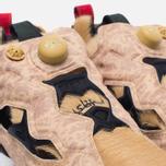 Мужские кроссовки Reebok x Limited Edt x SBTG Instapump Fury Walnut/Golden Wheat фото- 5