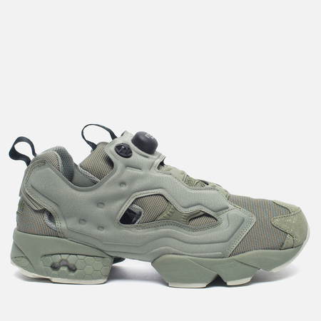 Кроссовки Reebok Instapump Fury MTP Hunter Green/Mystic Grey/Carribean Teal