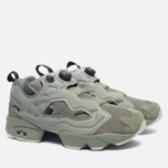 Кроссовки Reebok Instapump Fury MTP Hunter Green/Mystic Grey/Carribean Teal фото- 2