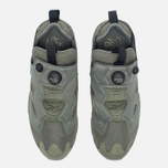 Кроссовки Reebok Instapump Fury MTP Hunter Green/Mystic Grey/Carribean Teal фото- 4