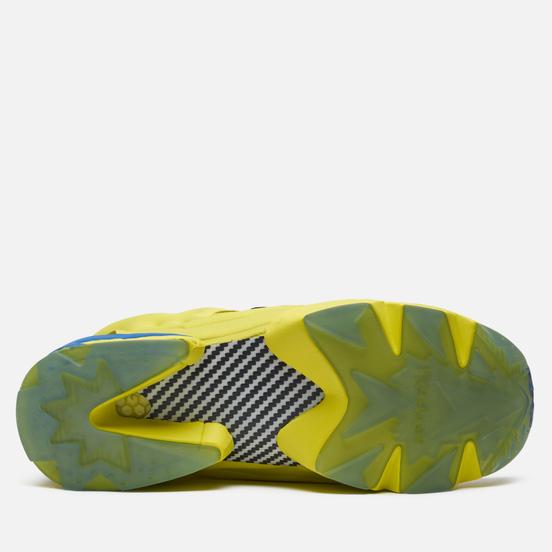 Кроссовки Reebok x Awake NY Instapump Fury OG Black/Vital Blue/Solar Green