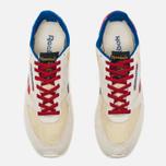 Reebok London TC Paper Men's Sneakers White/Chalk/Havana Red/Collegiate Royal photo- 4