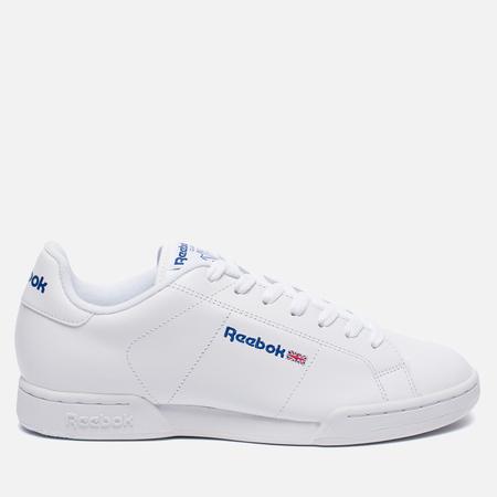 Мужские кроссовки Reebok NPC II White/White