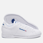 Мужские кроссовки Reebok NPC II White/White фото- 1