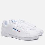 Мужские кроссовки Reebok NPC II White/White фото- 2