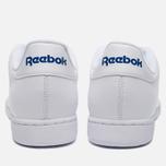 Мужские кроссовки Reebok NPC II White/White фото- 3
