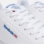 Мужские кроссовки Reebok NPC II White/White фото- 5
