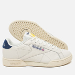 Мужские кроссовки Reebok NPC UK II TB Chalk/Paper White/Blue/Yellow фото- 2