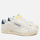 Мужские кроссовки Reebok NPC UK II TB Chalk/Paper White/Blue/Yellow фото- 1