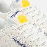 Мужские кроссовки Reebok NPC UK II TB Chalk/Paper White/Blue/Yellow фото- 5