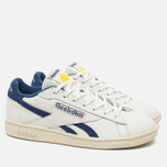 Reebok NPC UK Tennis Ball Men's Sneakers Chalk/Paper White/Midnight Blue/Yellow photo- 1
