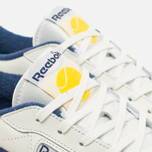 Reebok NPC UK Tennis Ball Men's Sneakers Chalk/Paper White/Midnight Blue/Yellow photo- 5