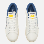 Reebok NPC UK Tennis Ball Men's Sneakers Chalk/Paper White/Midnight Blue/Yellow photo- 4