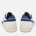 Reebok NPC UK Tennis Ball Men's Sneakers Chalk/Paper White/Midnight Blue/Yellow photo- 3