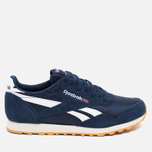 Мужские кроссовки Reebok Paris Runner Navy/White/Gum фото- 0