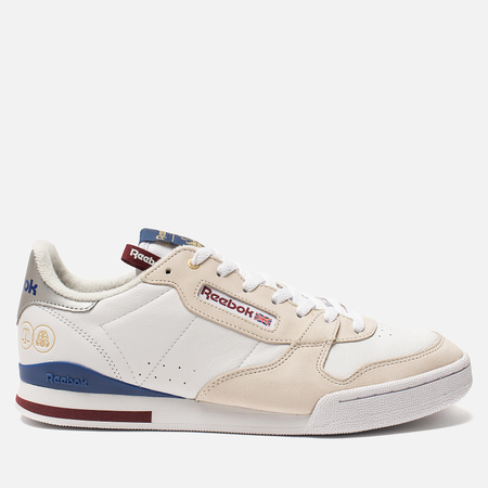 Мужские кроссовки Reebok x Highs & Lows x Footpatrol Phase 1 MU White