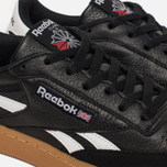 Мужские кроссовки Reebok Revenge Plus Gum Black/White/Gum фото- 5