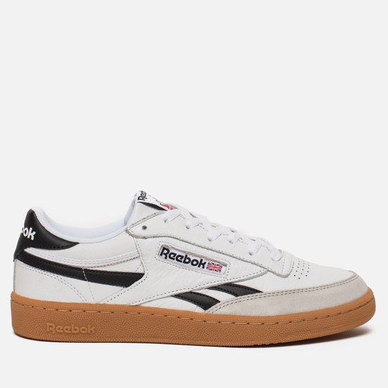 Мужские кроссовки Reebok Revenge Plus Gum White/Snowy Grey/Black/Gum