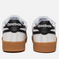 Мужские кроссовки Reebok Revenge Plus Gum White/Snowy Grey/Black/Gum фото - 3
