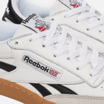 Мужские кроссовки Reebok Revenge Plus Gum White/Snowy Grey/Black/Gum фото- 5