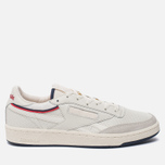 Мужские кроссовки Reebok Revenge Thof Chalk/White/Red/Navy фото- 0