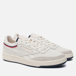 Мужские кроссовки Reebok Revenge Thof Chalk/White/Red/Navy фото- 2