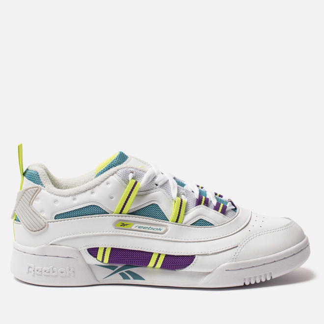 Мужские кроссовки Reebok Workout Plus ATI 3.0 White/Regal Purple/Skull Grey
