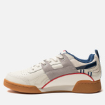 Мужские кроссовки Reebok Workout Plus ATI 90S Chalk/Skull Grey/Washed Blue/Primal Red фото- 1