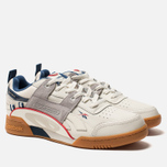 Мужские кроссовки Reebok Workout Plus ATI 90S Chalk/Skull Grey/Washed Blue/Primal Red фото- 2