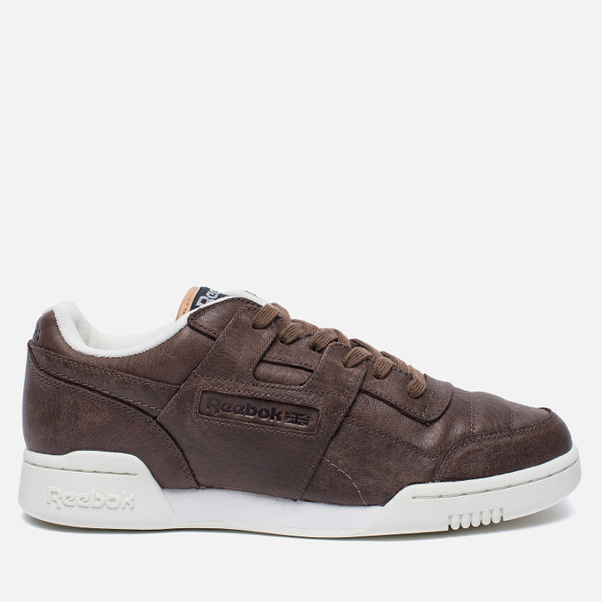 Мужские кроссовки Reebok Workout Plus Boxing Dark Brown/Black/Chalk