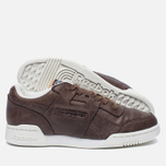 Мужские кроссовки Reebok Workout Plus Boxing Dark Brown/Black/Chalk фото- 2