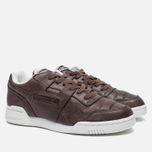 Мужские кроссовки Reebok Workout Plus Boxing Dark Brown/Black/Chalk фото- 1