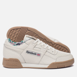 Мужские кроссовки Reebok Workout Plus Fitness Archive Motif Chalk/Canvas/Gum фото- 2