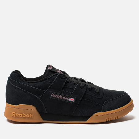 Мужские кроссовки Reebok Workout Plus MU Black/Noble Orchid/Gum