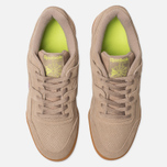 Мужские кроссовки Reebok Workout Plus MU Sand Beige/Neon Lime фото- 5
