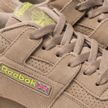 Мужские кроссовки Reebok Workout Plus MU Sand Beige/Neon Lime фото- 6