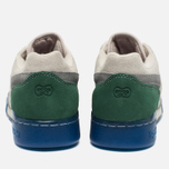 Мужские кроссовки Reebok x Garbstore Workout Plus Low Warm Grey/Cool Grey/Off White/Green Ice фото- 5