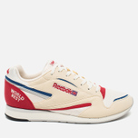 Мужские кроссовки Reebok World Best Chalk/Paper White/Snow Grey/Red/Lagoon фото- 0