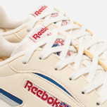 Мужские кроссовки Reebok World Best Chalk/Paper White/Snow Grey/Red/Lagoon фото- 5