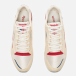 Мужские кроссовки Reebok World Best Chalk/Paper White/Snow Grey/Red/Lagoon фото- 4