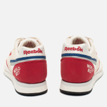 Мужские кроссовки Reebok World Best Chalk/Paper White/Snow Grey/Red/Lagoon фото- 3